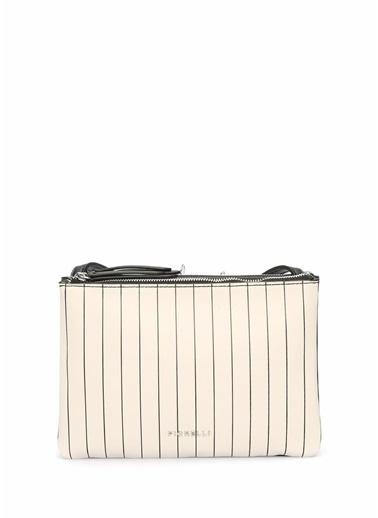 Fiorelli Clutch / El Çantası Beyaz